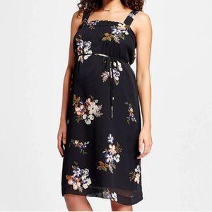 Like new Liz Lang floral maternity dress
